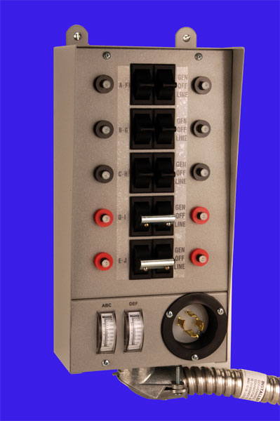 30310a Reliance Pro Tran 30a Manual Transfer Switch 10