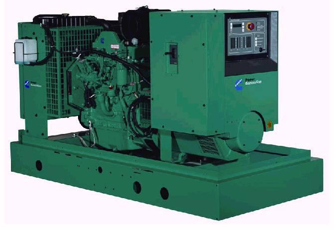60DGCB Cummins Diesel Fueled Generator Set 60kW