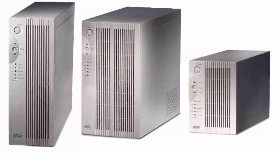 Staco Online UPS Systems - UniStar III